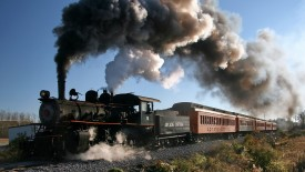 Steam Train HD Widescreen