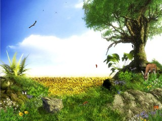 Wallpaper Desktop 3d Animation