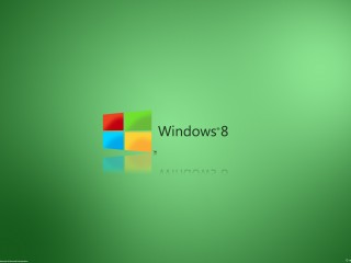 Windows 8 HD Wallpapers green