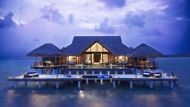 Wonderful Resort House Wallpaper HD Widescreen