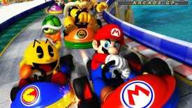 Mario Kart Wii Wallpaper HD