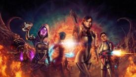 Mass Effect 3 Game Wallpaper Widescreen Wallpaper