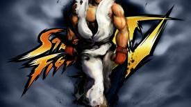 Street Fighter Background