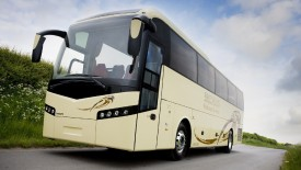 volvo bus HD wallpaper For Desktop