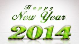 welcome 2014 wallpaper