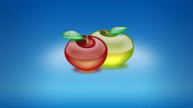 3d Wallpaper Apple