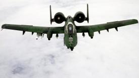 Aircrafts Military A 10 Thunderbolt Ii