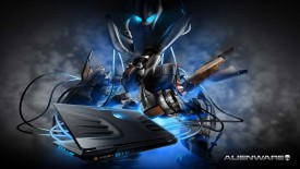 Alienware Desktop 3D Wallpaper Widescreen