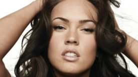 Angry Face Megan Fox Cute Brunette Woman Megan Fox Desktop