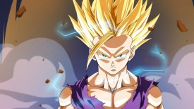 Anime Son Gohan Dragon Ball Z Super Saiyan High Definition Wallpapers