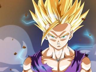 Anime Son Gohan Dragon Ball Z Super Saiyan High Definition Wallpapers