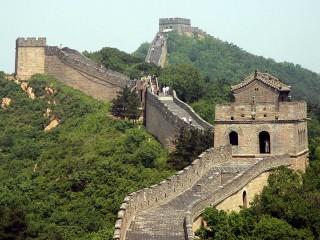 Architecture Great Wall China