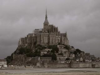 Architecture Mont Saint Michel