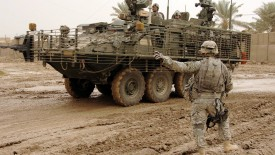 Army Military Tanks Stryker Icv