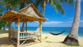 Beautiful Beach Resort HD Wallpaper HD Pic