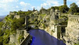 Beautiful Place Castle Reservoir