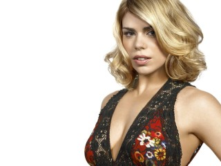 Billie Piper Hot Babe Actress Blonde Desktop