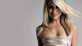 Billie Piper Singer Former Actress Gorgeous Blonde Woman Desktop