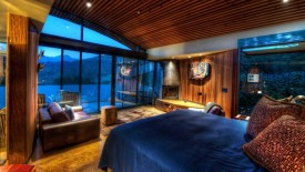 Blue Classy Bedroom