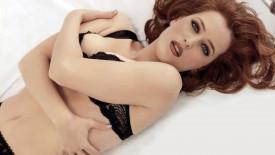 Blue Eyes Gillian Anderson X Files Desktop