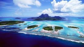 Bora Bora Beach 1080p Hd Wallpaper HD Pic