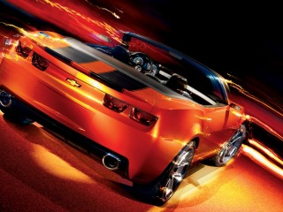 Camaro Cars Chevrolet Car Desktop