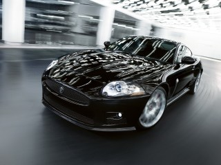 Cars Jaguar Black Color Automobile Auto Desktop