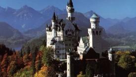 Castles Neuschwanstein Desktop