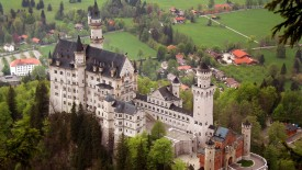 Castles Neuschwanstein World Wonders