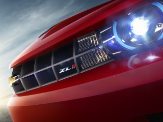 Chevrolet Camaro Zl1 Headlight Wide Zl Desktop