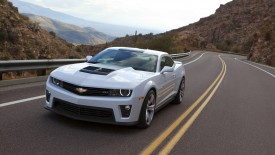 Chevrolet Camaro Zl1 White Wide Zl Desktop