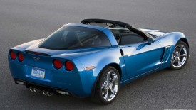 2010 Chevrolet Corvette Grand Sport. X10CH_CR020
