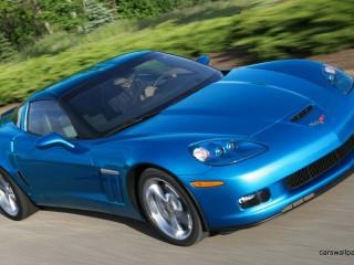 Chevrolet Corvette Grand Sport Wide Desktop