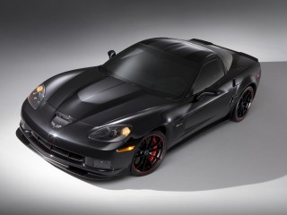 Chevrolet Corvette Z0 Top Wide Z Desktop