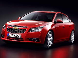 Chevrolet Cruze Wide Desktop
