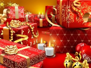 Christmas Gifts Background Desktop Download Free Backgrounds Wallpapers