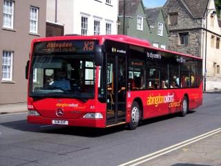 Citaro Oxford Bus Company Bus
