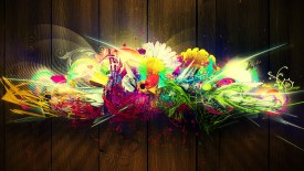 Colorful Abstract Detailed High Definition Wallpapers Background