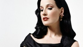 Dita Von Teese Brunette Woman Actress Sexy Desktop