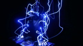 Dj Light Art Wallpaper Widescreen