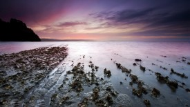 Dusk Hd Beach Wallpapers 1080p HD Pic