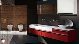 Elegant Modern Contemporary Remodel Bathroom Designs Idea