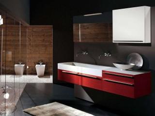 Elegant Modern Contemporary Remodel Bathroom Designs Idea