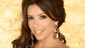 Eva Longoria Beautiful Face Brunette Sexy Smile Eva Longoria Desktop