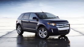 Ford Edge Sport Front Angle Wide Desktop