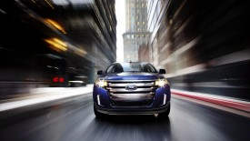 Ford Edge Sport Front Wide Desktop