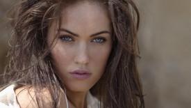 Gorgeous Hot Brunette Megan Fox Cute Babe Megan Fox Desktop