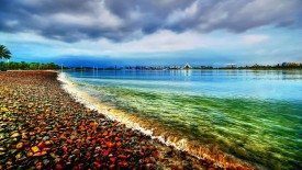 Gravel Beach Hd 1080p Wallpapers Download HD Pic