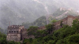 Great Wall China World Wonders