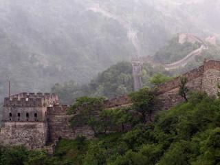 Great Wall China World Wonders